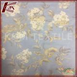 快適な習慣は70綿30の絹綿の絹ファブリックを印刷した