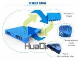 """1200X1200 (48 """" X48) Plastic Pallets van de Lage Prijs van de Levering van de Fabriek direct de Staal Versterkte"""