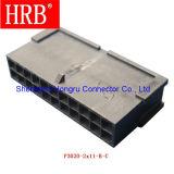 3.0 Connecteur de boîtier de fiche de Hrb de lancement