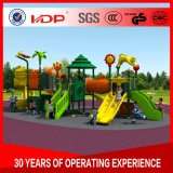 De Kleurrijke Plastic Dia's van uitstekende kwaliteit, Apparatuur van de Speelplaats van Jonge geitjes de Openlucht voor Verkoop HD16-035A