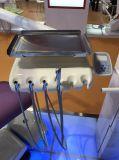 Bâti dentaire d'aluminium de présidence du meilleur de qualité élément dentaire de cuir