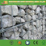 El zinc galvanizado o aleación de aluminio soldada caja de gaviones