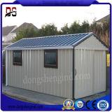 Garage de acero prefabricado para la venta