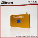 De nieuwe Spanningsverhoger van het Signaal van de Telefoon 2100MHz van het Ontwerp WCDMA 3G met LCD
