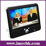 Télévision numérique avec lecteur de DVD portable (T106TV)