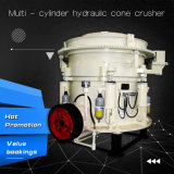 Broyeur hydraulique de cône. Concasseur de pierres, broyeur de extraction