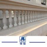 La Turquie beige/projets de travertin mur blanc carreaux pour bâtiments externe