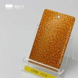 Texture Nano-Dazzle polyester époxy résine époxy/ Spray Paint/ mur peinture/revêtement en poudre métallique