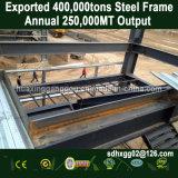 ثابتة متحمّل فولاذ مستودع بناء