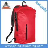 方法耐久の防水シート旅行屋外スポーツはPVCバックパック袋を防水する