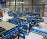 Высокая производительность гипс ПК настенной панели производственной линии оборудования