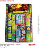Wl002 van het Vuurwerk van het Assortiment het Vuurwerk Van de consument
