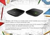 Androider Fernsehapparat-Kasten T95V PRO mit Amlogic S912 2GB RAM/16GB ROM-intelligentem Fernsehapparat-Kasten mit Lautsprecher-Support 4K 1080P HD, WiFi, BT