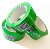 Fabricante China de 2018 colorido Logotipo personalizado Imprimir Aviso BOPP cinta adhesiva de embalaje sellado de seguridad