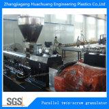 Plastic Granulator van de Schroef van de PA de Parallelle Tweeling