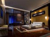 3D de Shenzhen interior del panel de madera de madera panel decorativo Panel artístico