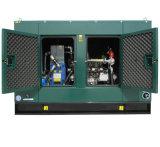 無声タイプ10kwのBiogasの発電機セット