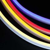 Mini indicatore luminoso al neon flessibile al neon domestico impermeabile 5mm della decorazione 12V LED LED