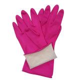 Cuisine rose Gants en latex de gants de latex gant de travail des ménages