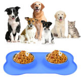 Produtos Pet Acessórios Pet tigela de cerâmica do Alimentador Taça de cães