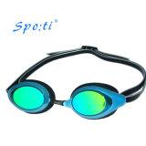 Купаться Goggle высокого класса для взрослых, силиконового материала