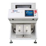 カスタマイゼーション2シュートフルカラーCCDの米のソート機械、Aiの技術のゴマカラーソート機械RGB CCD