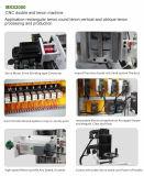Tenon rectangulaire, ronds, verticales et obliques Tenon Tenon de traitement et de la production. Extrémité double tenon machine CNC