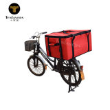 Grand Vélo La livraison de nourriture isotherme Sac de boîte de refroidisseur