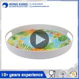 Fantastische Plastikmelamin-Umhüllung-Tellersegmente für Gaststätte