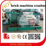 China máquina para fabricação de tijolos de barro acionados automática
