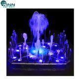 Fontein van het Water van de Tuin van de Bevordering van de verkoop de Openlucht Dansende Muzikale Vierkant Gevormde