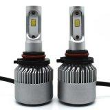 S2 9005 9006 Csp LED車のヘッドライト