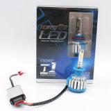 Trubo T1 H1 H3 H4 H7 H11 Canbus Faro de luz LED Lámpara de repuesto coche