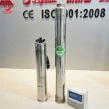 Stable rotor en plastique de qualité de la pompe à eau solaire électrique de pression