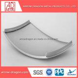 Горячая продажа двойной изогнутые алюминиевые панели поставщиком/ производителя
