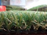 装飾的な人工的な草の泥炭のマットを美化する擬似草のカーペットの庭
