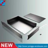482*66,7*250mm (ancho x alto-L) el 19 de Montaje en Rack de Servidor para rack Carcasa de aluminio