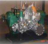 Небольшой компактный обратного давления заводской сборки паровой турбины для питания