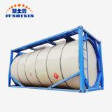 2019 Jsxt Nouveau type 20FT/40FT Conteneur du réservoir de stockage pour le transport de produits chimiques liquides