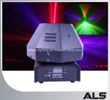 2019 Nieuw Bewegend Hoofd die RGB Licht van het Effect van de Disco van de Laser Lichte roteren