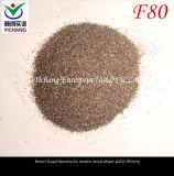 유리화된 회전 숫돌 물자를 위한 브라운 알루미늄 산화물