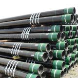 Grado B del tubo de acero ASTM a-53 de carbón con la costura helicoidal