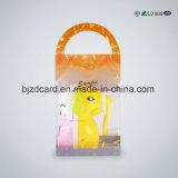 De duidelijke Doos van het Venster van pvc Plastic Verpakkende voor het Geval van de Telefoon van de Cel