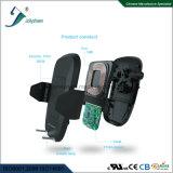 Mult-Funzione senza fili veloce del caricatore dell'automobile intelligente compiacente per Ce. RoHS. Standard del FCC