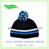 Cappello del Knit di inverno barrato nuovo jacquard 2017