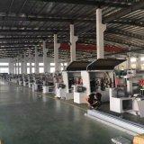 Manual/ Semi-Auto/automatique de bandes de chant machine automatique Mfz518 PVC bagueur Edge pour panneaux MDF/contre-plaqué