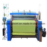 190cmの二重ノズルの織物機械空気ジェット機の織機の編む機械