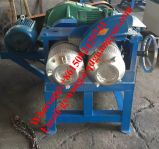 Überschüssiger Gummireifen-entfernende Stahlmaschine für LKW-Reifen