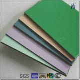 石造りパターンアルミニウム合成のパネル5mm