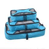 Le plus récent voyage à forfait Vente chaude trois Pack Set de vêtements de voyage sac de bagages (GB#LXB-008)